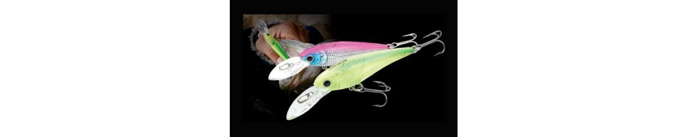 Lucky Craft Bevy Shad