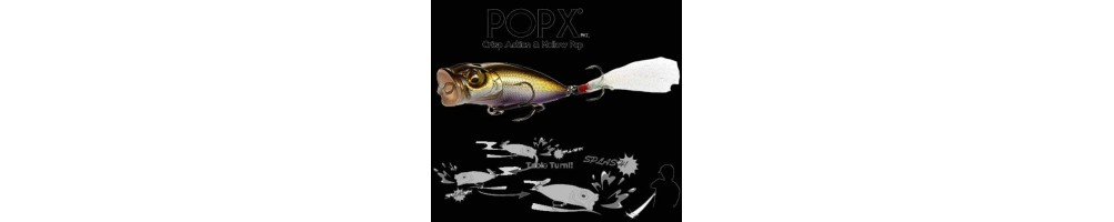 Megabass Pop X Series