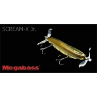Megabass Scream X