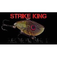 Strike King Red Eye