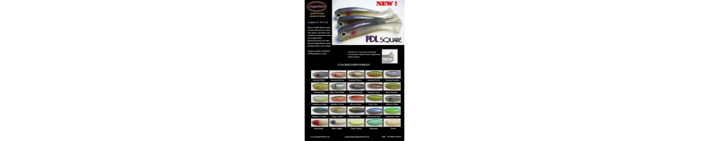 Longasbaits PDL Square
