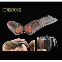 Keitech Salty Core  Tube