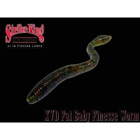KVD Fat Baby Finesse Worm OPT