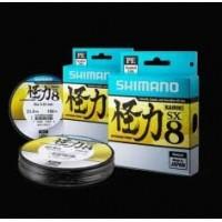 Shimano 8 fibras Kairiki