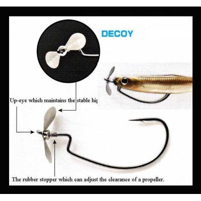 Decoy Screw Hook