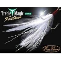 Evergreen Treble Magic Feather
