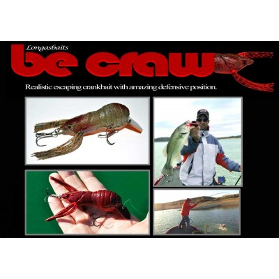 Be Craw Longasbaits
