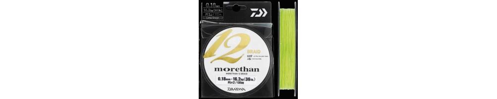 Daiwa Morethan 12 fibras