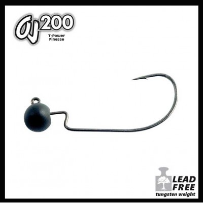 OMTD OJ200 Tungsten Football Head