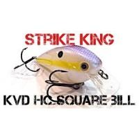 Strike King KVD HC Square Bill Silent