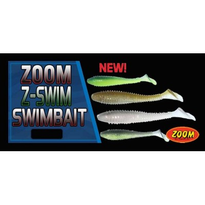 Zoom Zoom Z Swim Swimbaits
