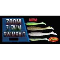 Zoom Zoom Z Swim Swimbaits