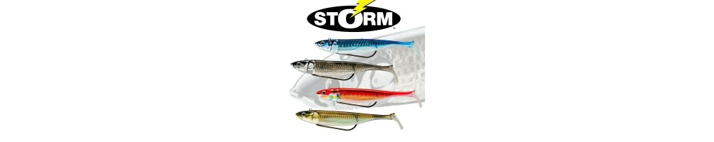 Storm 360 GT Biscay Shad 14cm