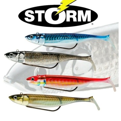 Storm 360 GT Biscay Shad 9cm