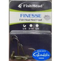 Finesse Fish Head Ned Head