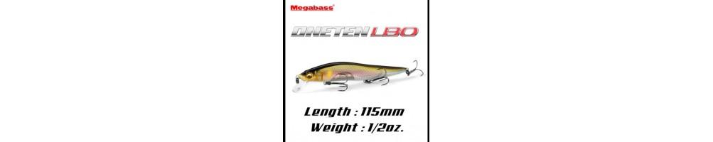 Megabass Vision LBO