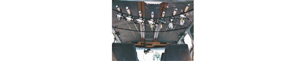 Rod Racks & Wraps