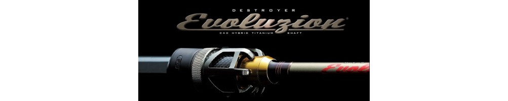Destroyer Evolution DTi casting
