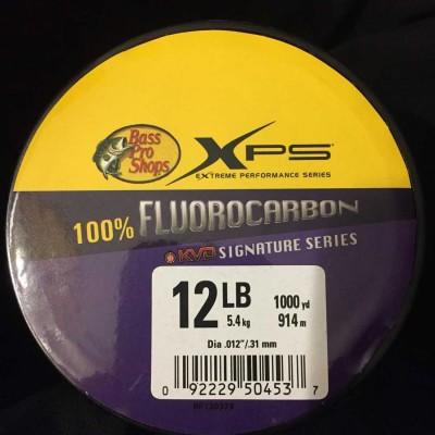 Bass Pro Shops XPS Fluorocarbon