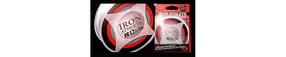 Lucky Craft Iron Athlete Fluorocarbon