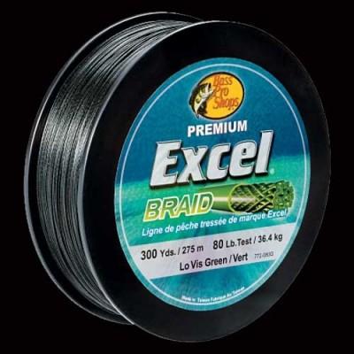 BPS Premium Excel Braid