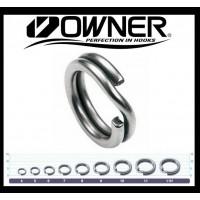 Owner Hyper Wire Split Rings